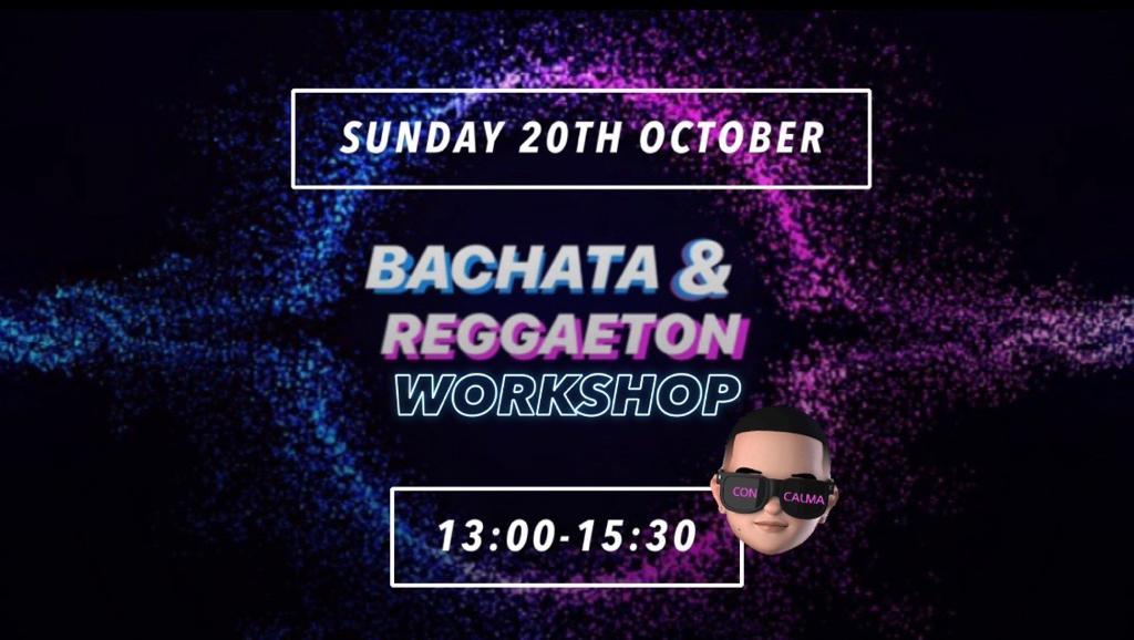 Reggaeton and Bachata Workshop